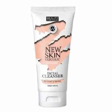 Beauty Formulas New Skin Почистващ Крем за Лицe 150 мл.