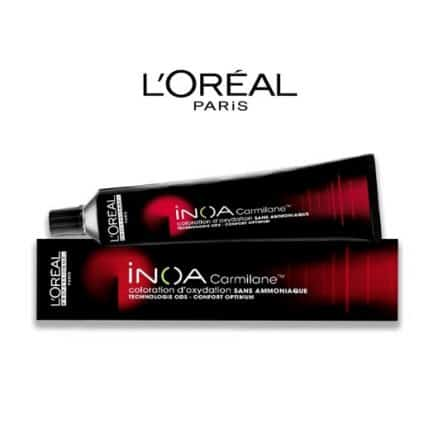 L'Oreal Professionnel Inoa Carmilane Боя за Коса – C5.62 Light Extra Iridescent Red Brown 60 ml.