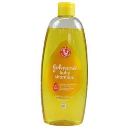 Johnson's Baby Шампоан – No More Tears 500 ml.