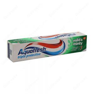 Aquafresh Triple Protection Mild & Minty Паста за Зъби 75 мл.
