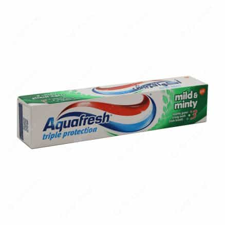 Aquafresh Triple Protection Mild & Minty Паста за Зъби 75 мл.