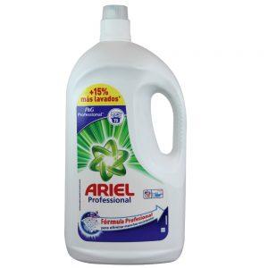 Ariel Течен Перилен Препарат за Бяло Пране Professional 70 изпирания 3.85 л.