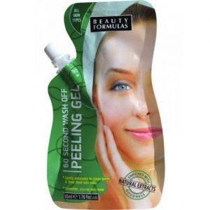 Beauty Formulas Пилинг Гел за Лице 50 мл.