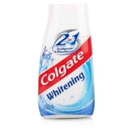 Colgate Icy Blast Fluoride 2in1 Паста за Зъби и Вода за Уста 100 мл.