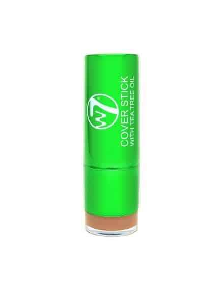 W7 Cover Stick Коректор за Устни с Масло от Чаено Дърво Medium/Deep