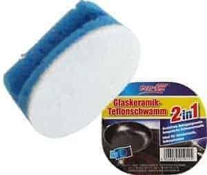 Eco Fix Гъба за Керамика и Тефлон 1 бр.