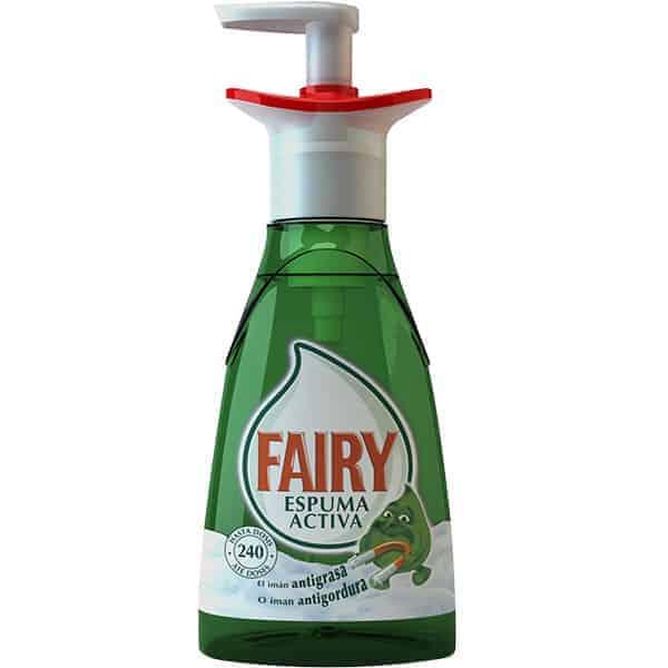 Fairy Espuma Activa Препарат за Съдове 375 мл.