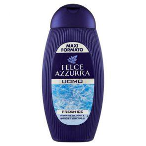 Felce Azzurra Душ Гел и Шампоан Fresh Ice 400 ml.