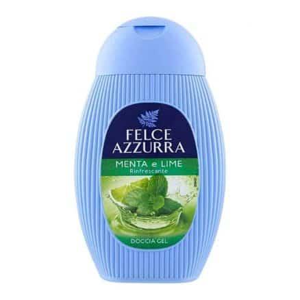 Felce Azzurra Душ Гел Мента и Лайм 250 мл.