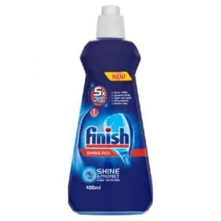 Finish Rinse Aid Изплакваща Течност 400 мл.