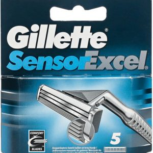 Gillette Sensor Excel Резервни Ножчета 5 бр.
