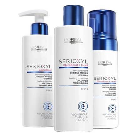 L'Oréal Professionnel Serioxyl Козметичен Сет II