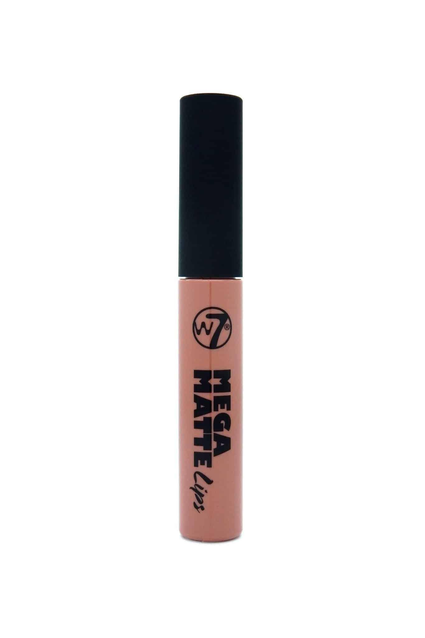 W7 Mega Matte Lips Nude Течно Матово Червило Mega