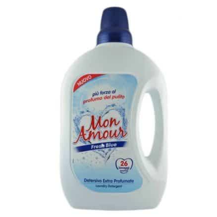 Mon Amour Течен Перилен Препарат  Fresh Blue 26 изпирания 1.56 л.