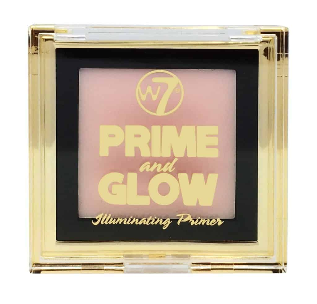 W7 Prime and Glow Iluminating Primer Основа за Лице