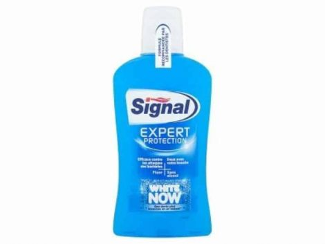 Signal Expert Protection White Now Вода за Уста 500 мл.