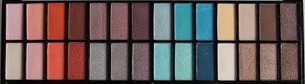 Max & More Eyeshadow Palette Палитра Сенки за Очи – Sunset