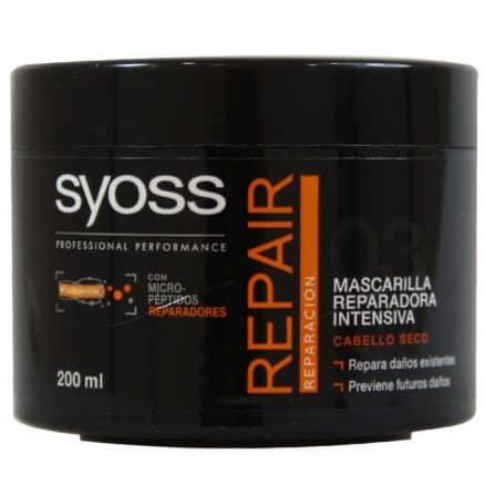 Syoss Маска за Изтощена Коса Repair 200 ml.