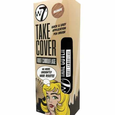 W7 Take Cover Root Camouflage Четка Коректор за Прикриване на Бели Косми Blonde