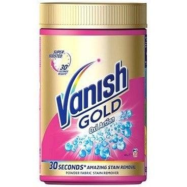 Vanish Gold Oxi Action Препарат за Петна от Цветни Дрехи 20 изпирания 625г.