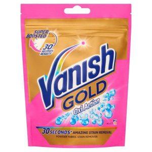 Vanish Gold Oxi Action Препарат за Петна от Цветни Дрехи 10 изпирания 300 г.