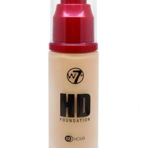 W7 HD Foundation Фон дьо Тен Early Tan 30 ml.