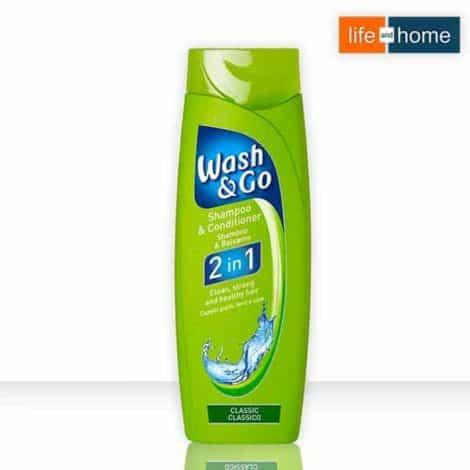 Wash & Go Шампоан и Балсам Classic