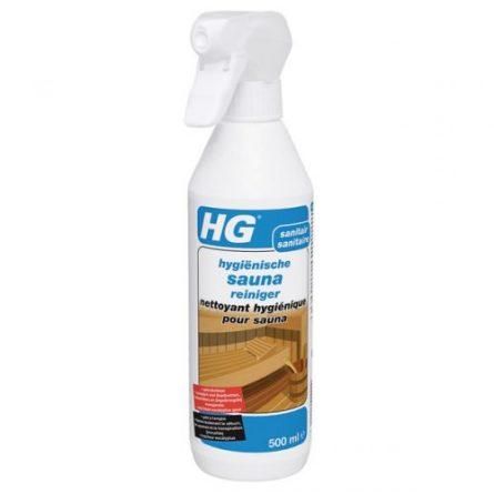 HG 607 за Хигиенично Почистване на Сауна 500 мл