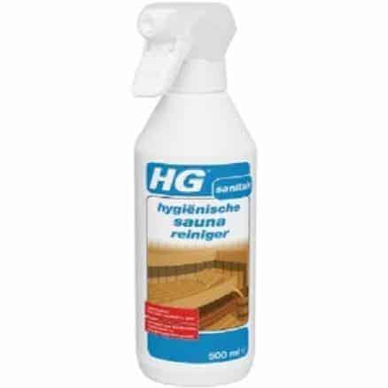 Хигиенично Почистване на Сауна HG 607