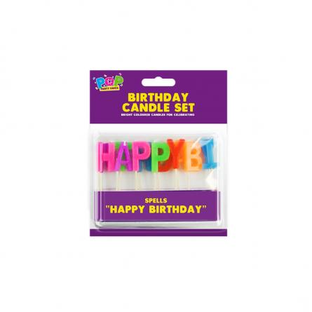 Свещи За Рожден Ден