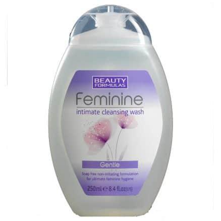Beauty Formulas Интимен Измиващ Гел – 250 мл.