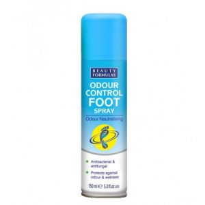 Beauty Formulas Антибактериален Спрей за Крака - 150 мл.