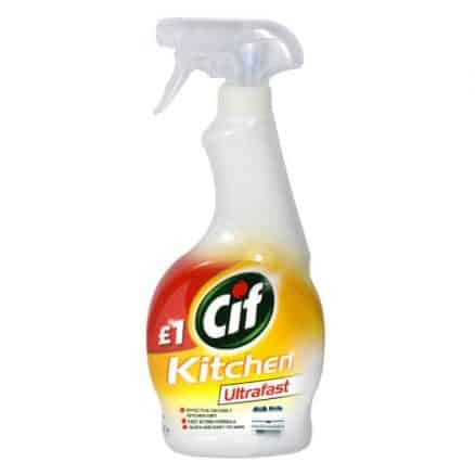 Cif Спрей за Кухня Kitchen Ultrafast 450 ml.