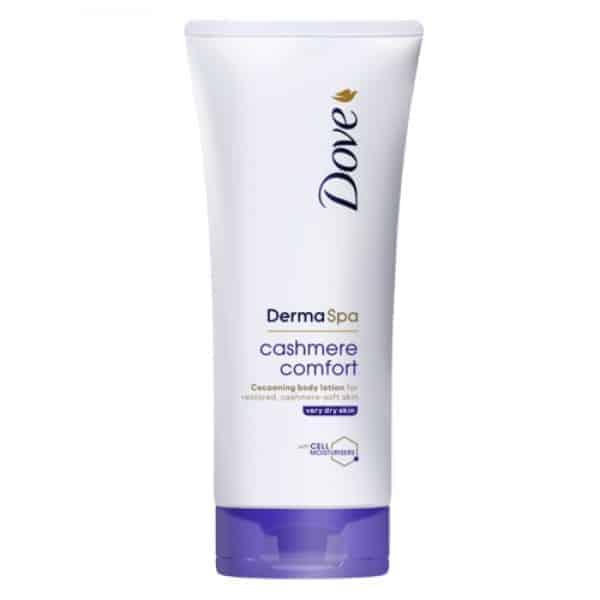 Dove Лосион за Тяло DermaSpa – Cashmere Comfort 200 ml.