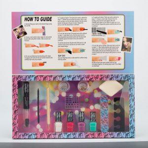 Technic Nail Art Set - Комплект за Маникюр