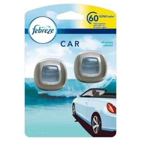 Ambi Pur Car Ароматизатор за Автомобил – Febreze Okyanus 2 x 2 ml.