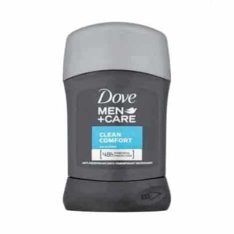 Dove Стик Дезодорант Men + Care – Clean Comfort 50 мл.