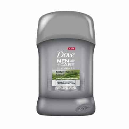 Dove Стик Дезодорант Men + Care – Minerals + Sage 50 мл.