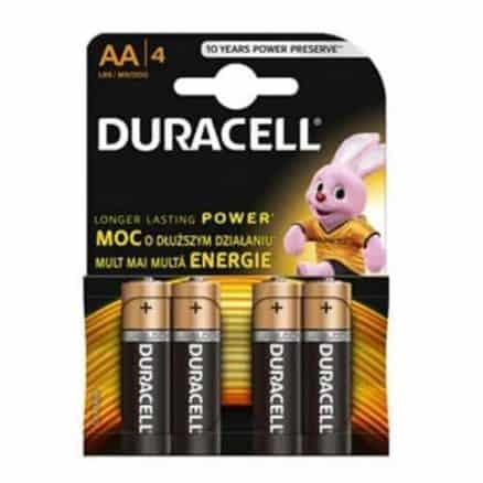 Duracell Батерии – AA  4бр.