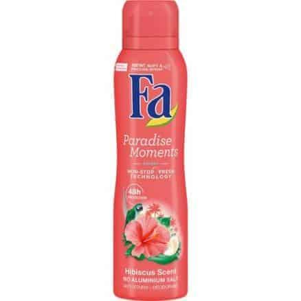 Fa Дезодорант Дамски – Paradise Moments 150 ml.