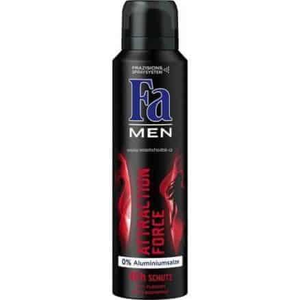 Fa Дезодорант Men – Attraction Force 150 ml.