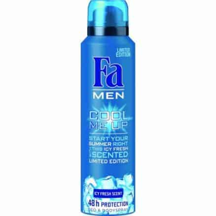 Fa Дезодорант Men – Cool Me Up 150 ml.
