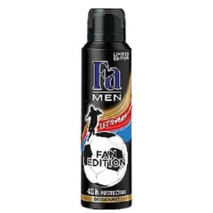 Fa Дезодорант Men – Let's Play Fan Edition 150 ml.
