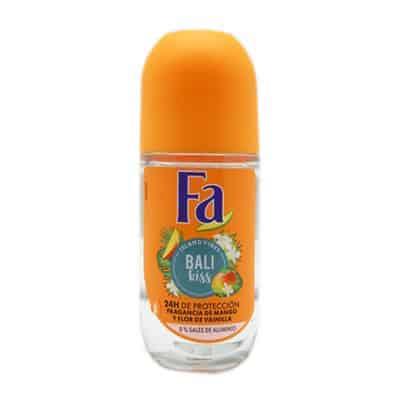 Fa Рол Он Дезодорант – Bali Kiss 50 ml.