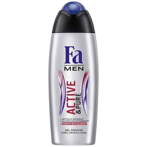 Fa Душ Гел Men – Active & Pure 250 мл.