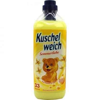 Kuschelweich Sommerliebe – 33 Изпирания 990 мл.