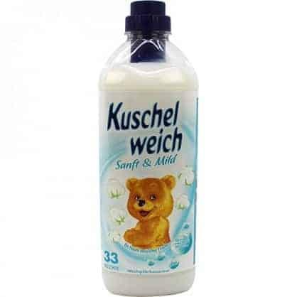 Kuschelweich Sonft & Mild – 33 Изпирания 990 мл.