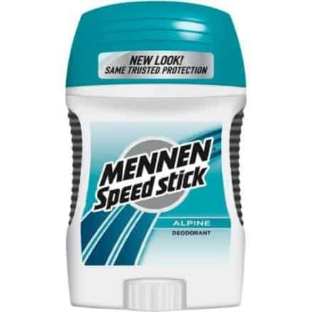 Mennen Speed Stick Гел Дезодорант – Alpine 60 g.