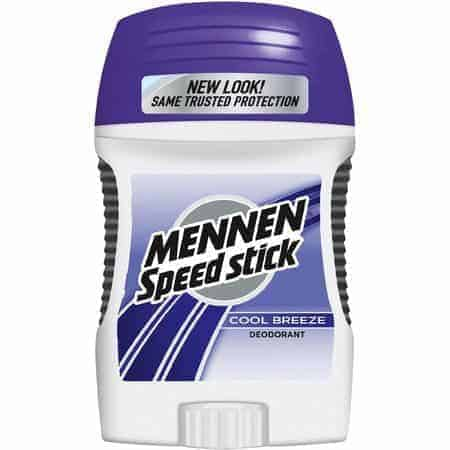 Mennen Speed Stick Гел Дезодорант – Cool Breeze 60 g.