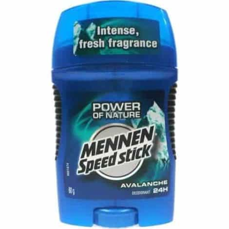 Mennen Speed Stick Гел Дезодорант Power of Nature – Avalanche 60 g.